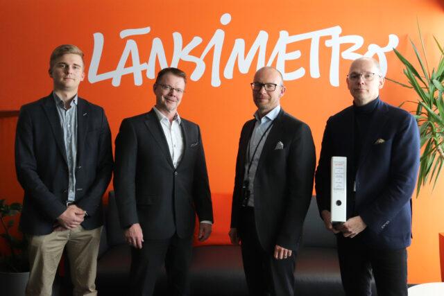 Viria toimittaa Länsimetron kakkosvaiheeseen tiedonsiirron aktiivilaitteet